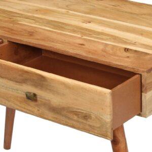 Acacia Wood Study Desk