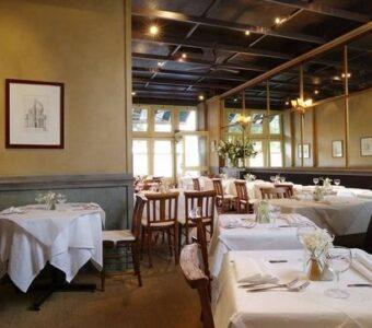 small fine dining restaurant