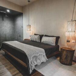 Einrichtung mittelgroßer Hotelmöbel