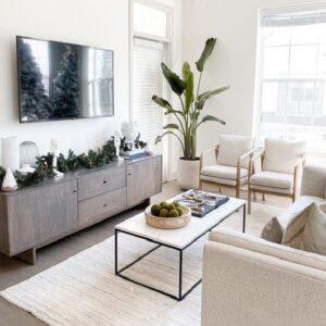 modern boho chic living room furniture