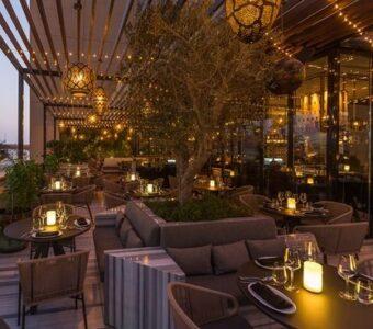 Outdoor Lighting For Modern Restaurants