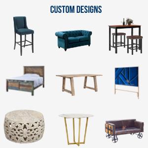 popular furniture designs in India
