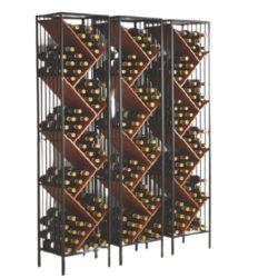 wine cellar and wine rack