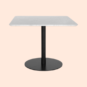 low-cost modern hotel dining table