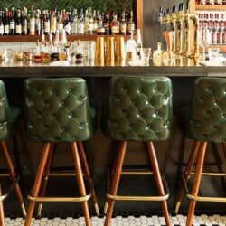 contemporary restaurant fittings & furniture project by FurnitureRoots
