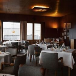 fine dining commercial restaurant furniture and fittings project