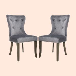 modern high back black fine dining restaurant chairs (armless)