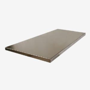 premium stainless steel tabletop